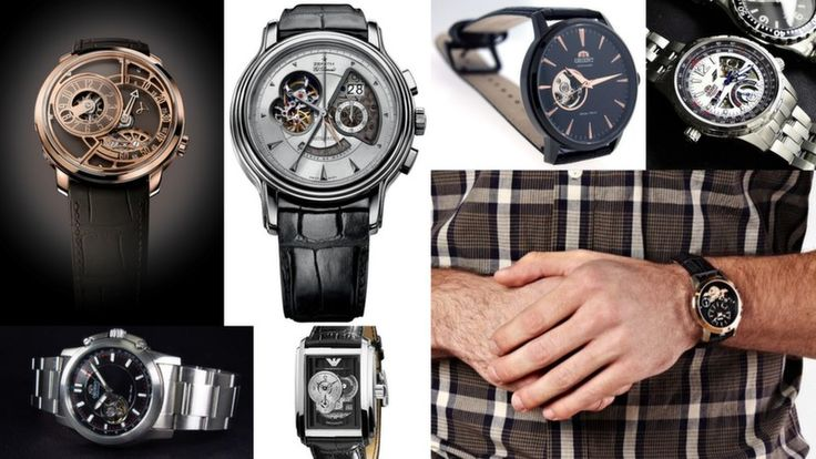 Perfect Men's Watches Deals Online: Traditional Design To Modern One Also Is Available Here