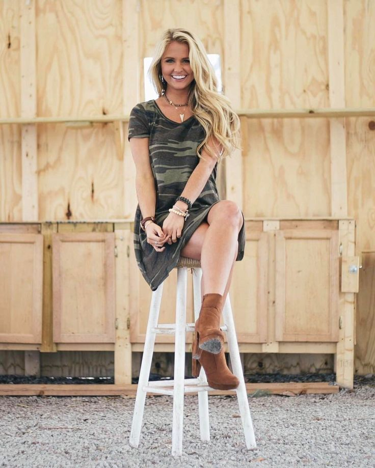 "1,746 Likes, 39 Comments - Shea Leigh Mills (@shealeighmills) on Instagram: ""This camo dress definitely won't make you blend into the crowd. Be sure to stand out in this look,…"""