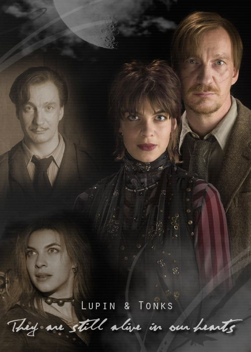 tonks and lupin relationship questions