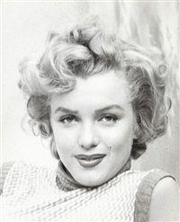 Marilyn Monroe by Andre de Dienes 1953