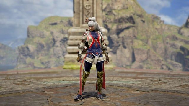 I Created Hyrule Warriors Age Of Calamity Impa Soulcaliburcreations Hyrule Warriors Calamity Warrior