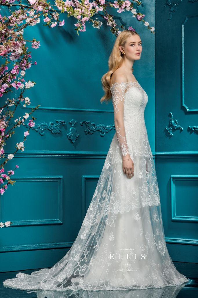21 best Ellis Bridal images on Pinterest | Wedding frocks, Bridal ...