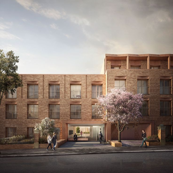 """Gort Scott, in collaboration with developer Pocket Living, has secured planning permission to build 45 affordable """"Pocket"""" apartments out of unused..."""