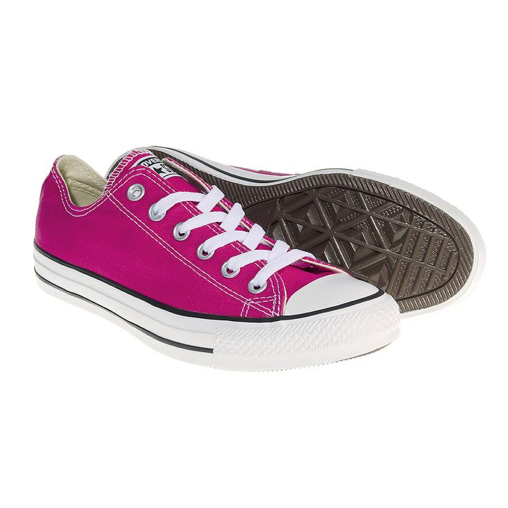Converse Ox Shoes (Cosmos Pink)