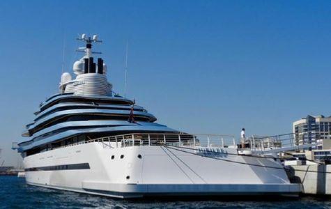 Emir of Qatar yacht