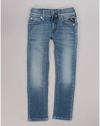Replay Mid Blue HyperFlex Jeans
