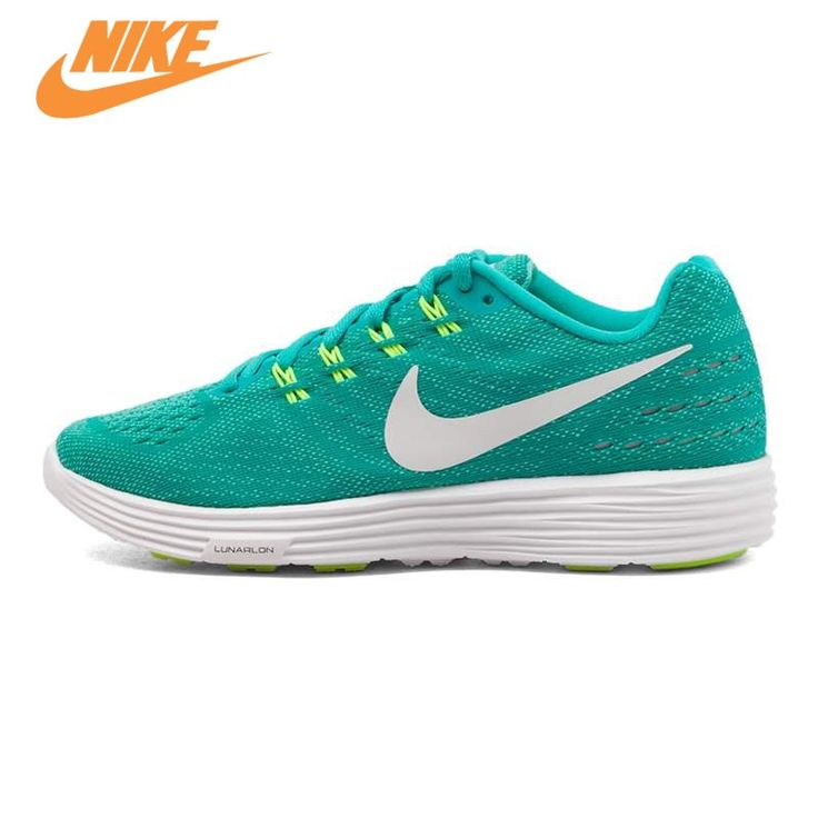 Original NIKE Breathable LUNARTEMPO 2 Women's Running Shoes Sneakers Trainers
