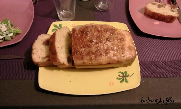Le Carnet Des Filles - Blog Nail Art, Beauté, Cuisine, Loisirs créatifs: Cake Chèvre - Figues - Miel