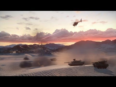 battlefield 4 multiplayer launch trailer