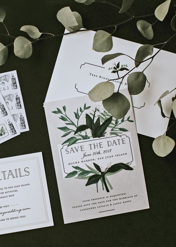 cruise wedding save the date announcement%0A our sweet save the date from minted   coco kelley