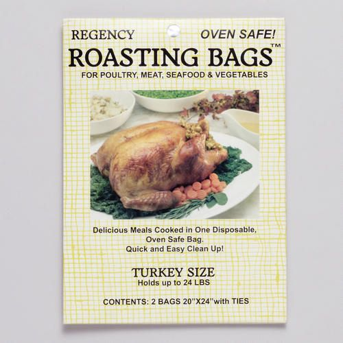 One of my favorite discoveries at WorldMarket.com: Brining Bag