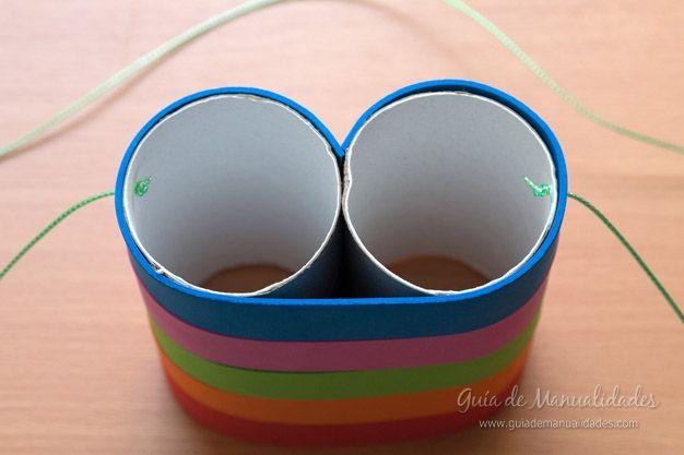 Binoculares de cartón 7