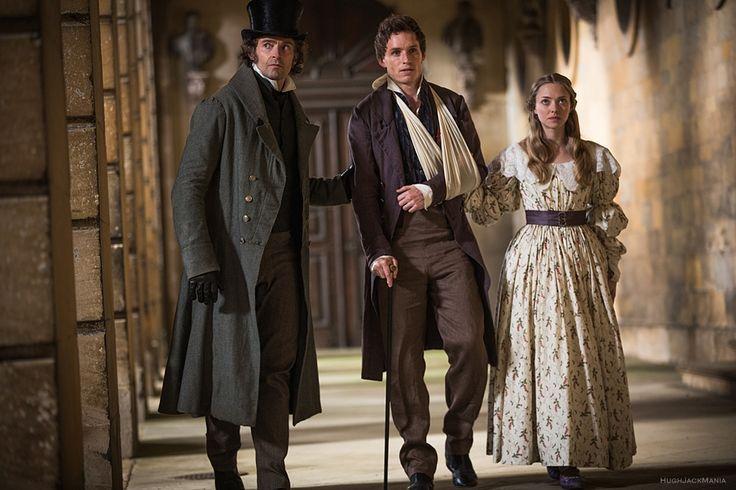 Jean Valijean, Marius, Cosette. Silver Screen Modiste: THE OSCAR COSTUME DESIGN CONTENDERS