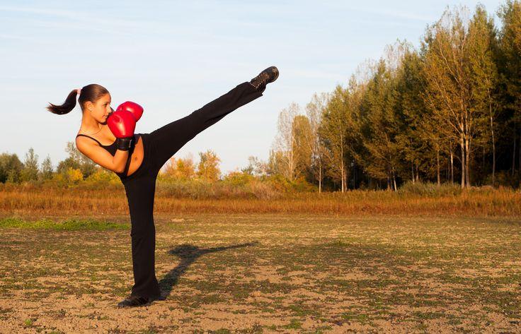 Le kick boxing pour maigrir