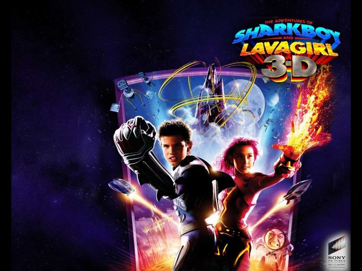 Movies Wallpaper The Adventures Of Sharkboy And Lavagirl In 3d Sharkboy Lavagirl Movies