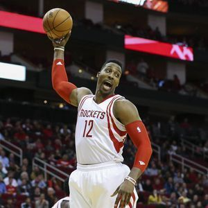 Dwight Howard Shoulder Workout