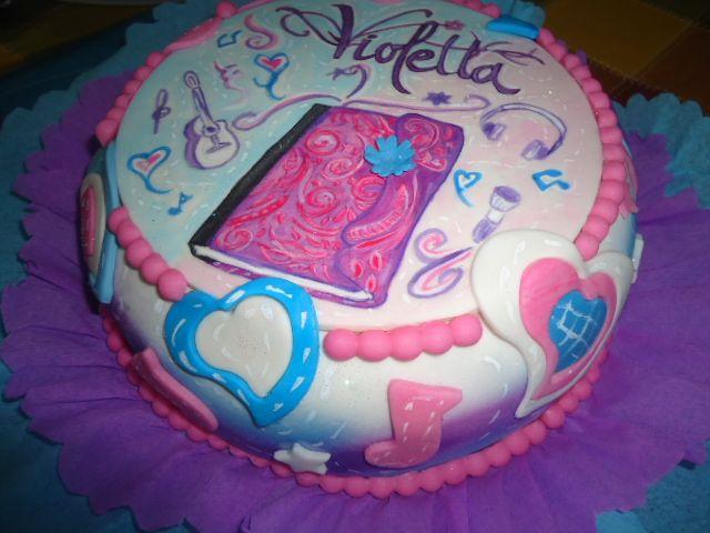Birthday Cakes Katy Tx ~ Torta de violetta pastel violetta`s cake vilma reyes  katy