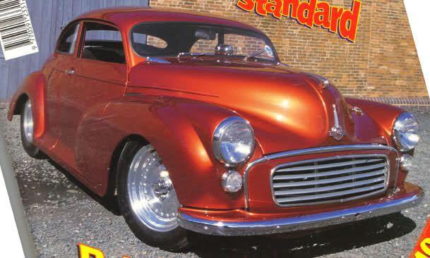 V8 Roof Chop Morris Minor Rat Rod Pinterest Larger