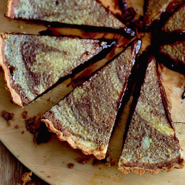 A deliciously inviting recipe that will impress your friends. By Mary Berry, this tart recipe combines indulgent flavours of chocolate and orange in a shortcrust base.