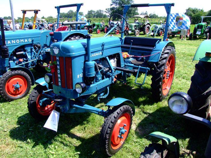 Hanomag R12A 12PS 1955 - Hanomag – Wikipedia