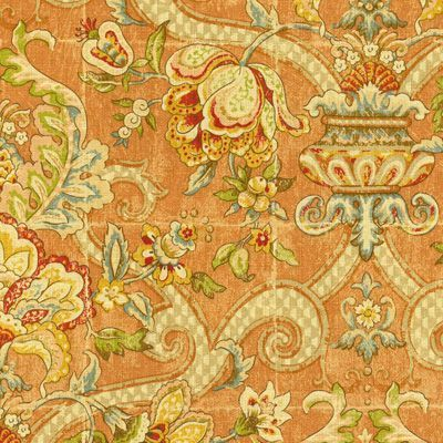 Archival urn waverly waverly fabrics waverly for Waverly wallpaper