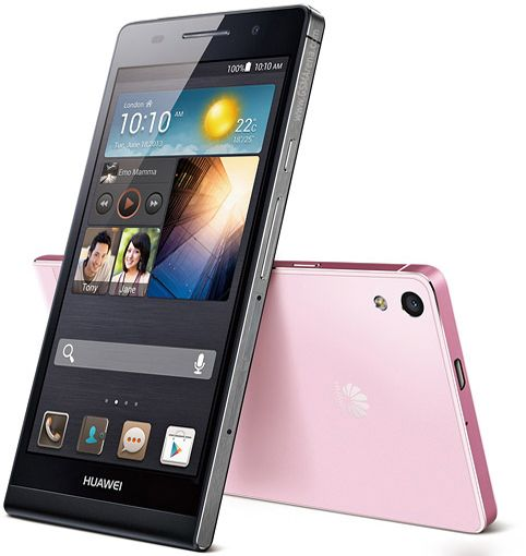 Huawei Ascend P6 Specifications,Features and Price