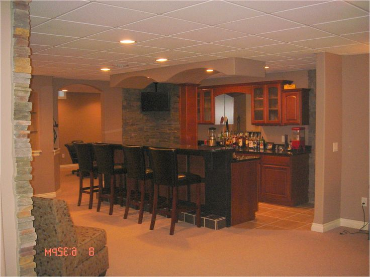 Finished Basement Bars Custom Best 25 Finished Basement Bars Ideas On Pinterest  Basement Inspiration Design