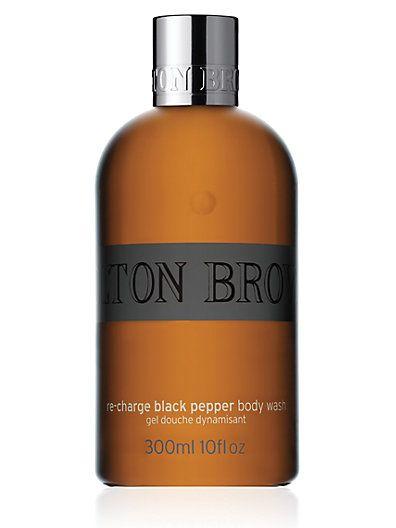 Molton Brown - Re-Charge Black Pepper Bodywash/10 oz. - Saks.com.