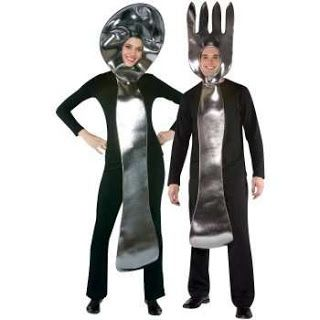 LOL....Billy I have found our costumes for this year best of all I can dress Ethan as a Spork.