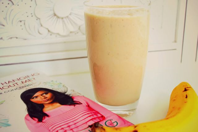 Pocket Trinkets: Smoothie Sunday: Peanut Butter & Banana