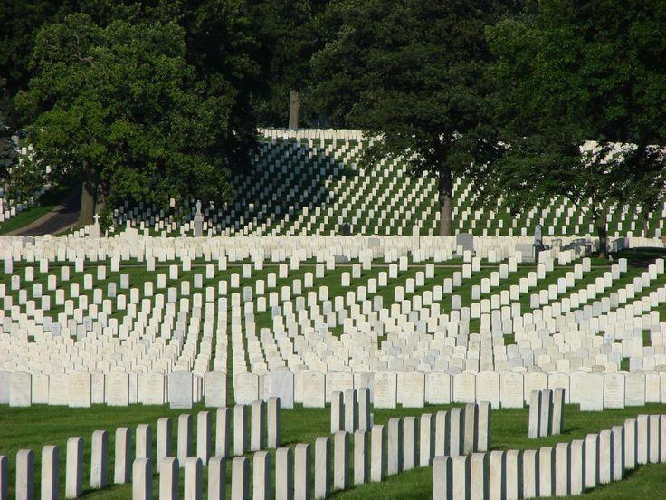 Jefferson Barracks National Cemetery - St. Louis, Missouri