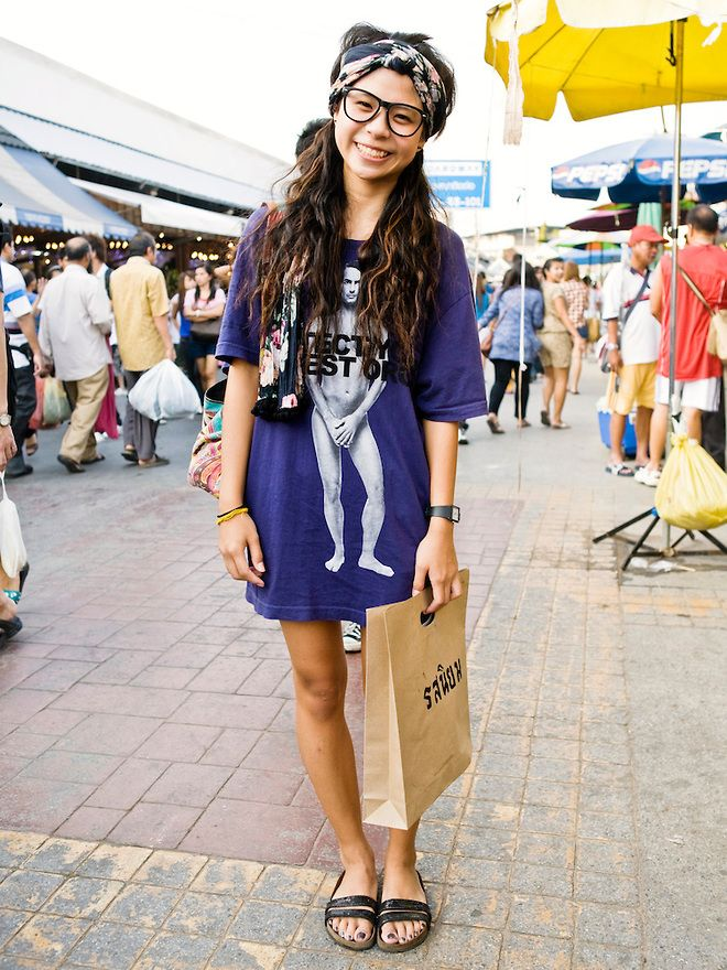 Bangkok Fashion Week: 38 Best Bangkok Street Style Images On Pinterest