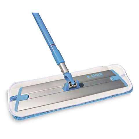 e-cloth cleaning mop from #EcoFAB50 sponsor Paperless Kitchen - http://www.paperlesskitchen.com/