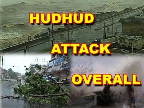 hudhud attack overall