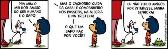 Armandinho – A lógica infantil vira humor inteligente | Behind the Red Door