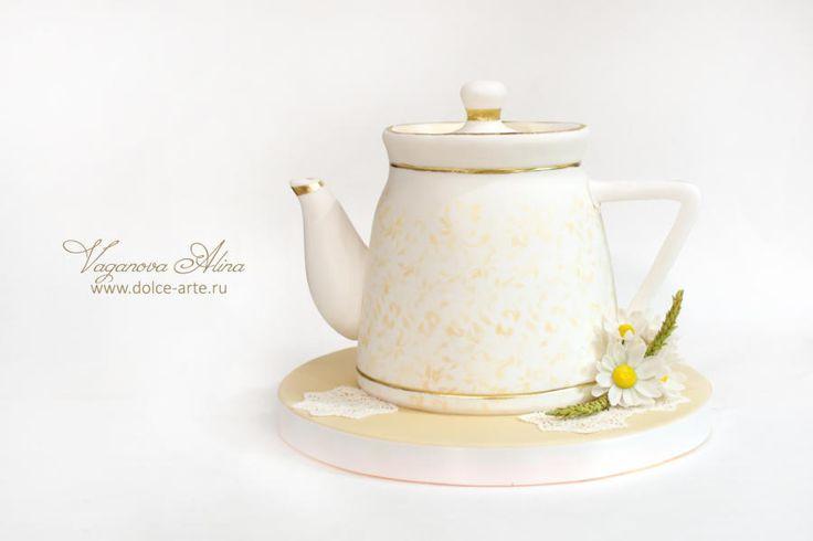 teapot by Alina Vaganova