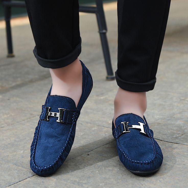 $32.98 (Buy here: https://alitems.com/g/1e8d114494ebda23ff8b16525dc3e8/?i=5&ulp=https%3A%2F%2Fwww.aliexpress.com%2Fitem%2F2016-New-Design-Real-Leather-Men-Flats-Genuine-Leather-Men-Boat-Shoes-light-Men-Moccasins-Shoes%2F32735411177.html ) 2016 New Design Real Leather Men Flats Genuine Leather Men Boat Shoes,light Men Moccasins Shoes Chaussure Homme Soft Men Shoes for just $32.98
