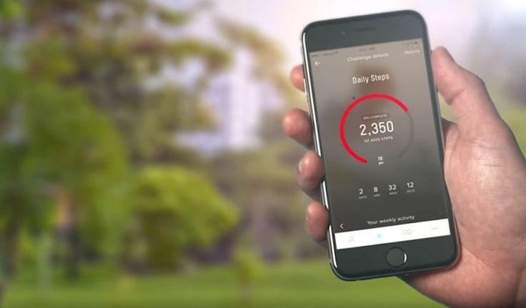 Would you take extra steps to earn free flights? Qantas has a wacky idea for wearable tech.