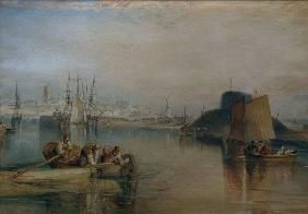 William Turner - W.Turner, Aldborough, Suffolk