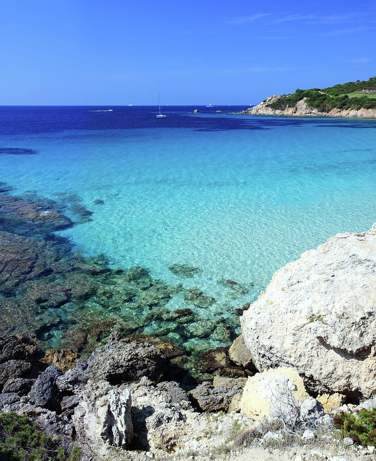 ✮ Grand Sperone beach near Bonifacio - Corsica, France