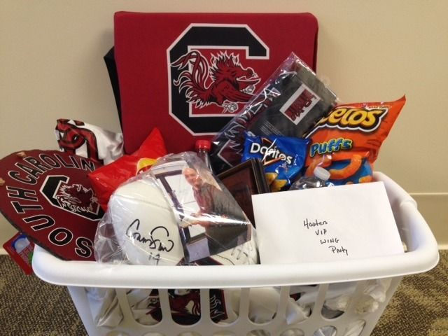 Auction item 'Gamecocks Rule' hosted online at 32auctions.