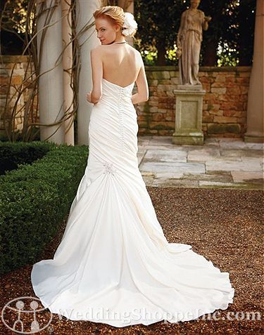 Casablanca Bridal Gown 2037
