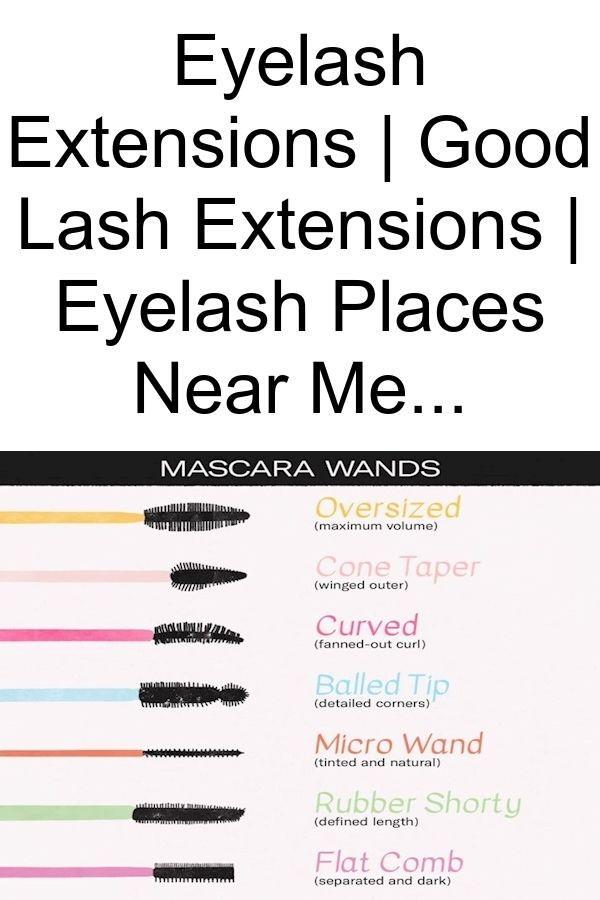 Eyelash Extensions   Good Lash Extensions   Eyelash Places ...