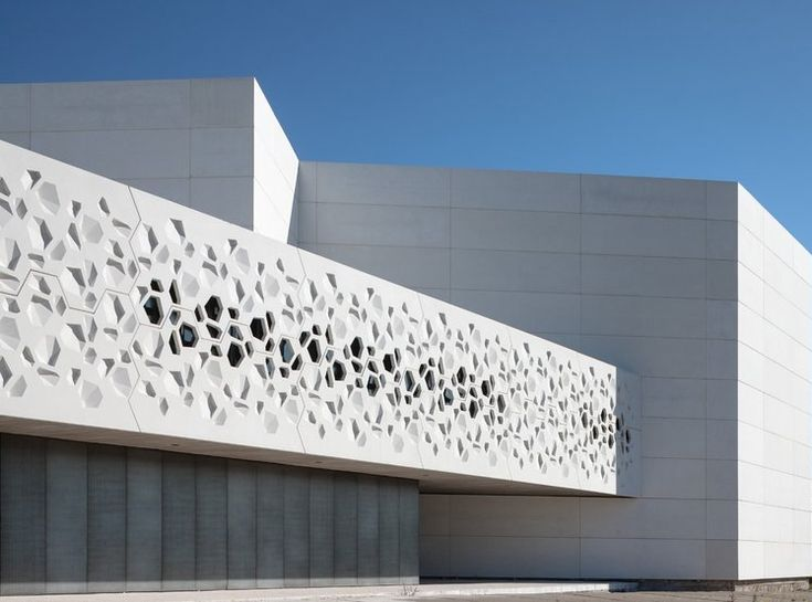 Grc Cladding Panel : Best images about grc facade on pinterest dibujo