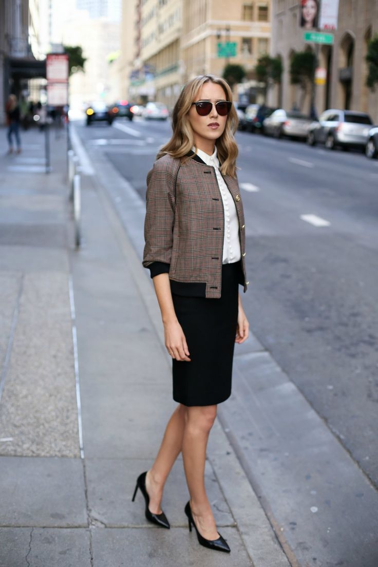 How to Wear a Bomber Jacket to the Office