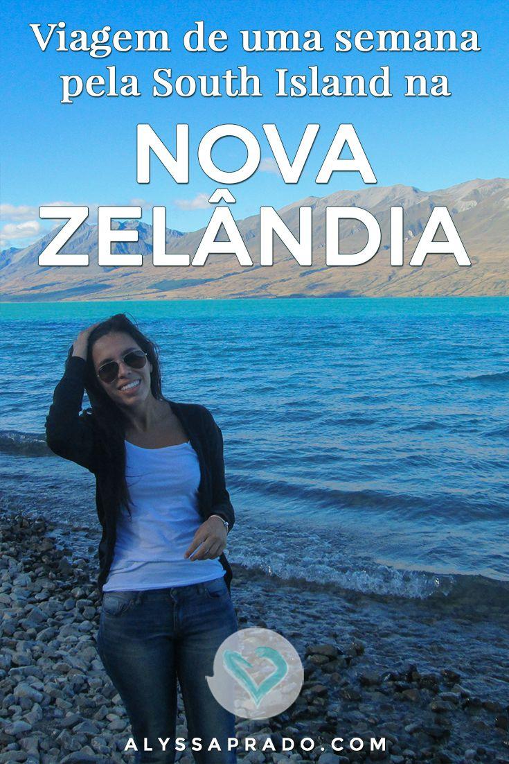 Montando o seu roteiro para a Nova Zelândia? Então veja como foi a minha viagem de uma semana pela South Island, com um grupo de desconhecidos de todas as partes do mundo! É só clicar no link: http://alyssaprado.com/experiencia-topdeck-nova-zelandia/