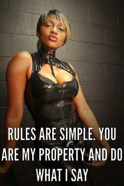 Black women dominatrix