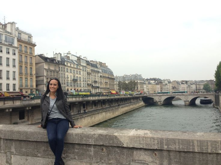 Gator Brittany got to experience the real French lifestyle by doing a home stay in Paris for her study abroad experience.