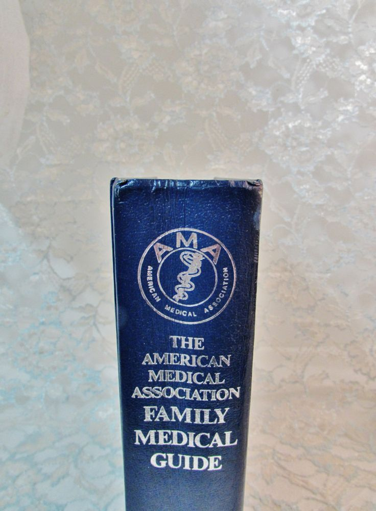 The American Medical Association Family Medical Guide, First Edition, 1982, The American Medical Association Home Health Library by BeanzVintiques on Etsy