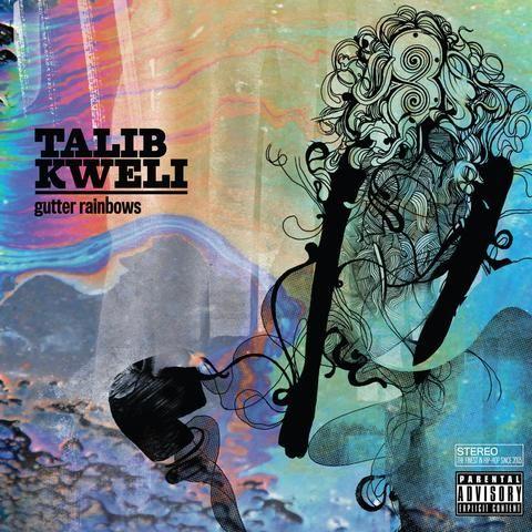 Talib Kweli - Gutter Rainbows LP $40
